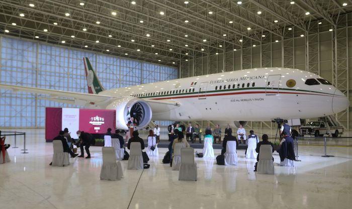 El pasado 27 de julio, Andrés Manuel López Obrador, Presidente de México, ofreció su conferencia en donde presentó nuevamente el avión presidencial.