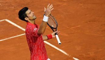 Djokovic-Roma-win