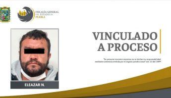 Eleazar golpeo y violo a su hermana en Puebla