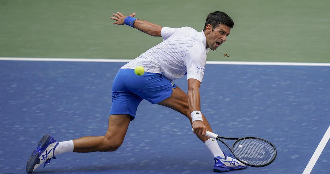 Video Novak Djokovic Es Descalificado Del Us Open Por Darle Un Pelotazo A La Jueza De Linea Sinembargo Mx
