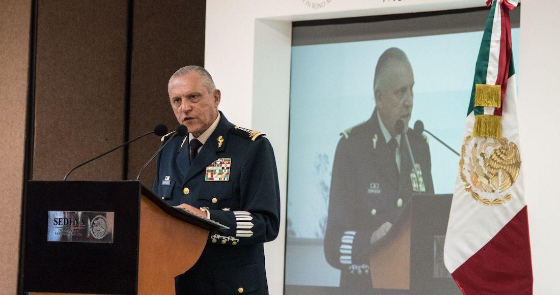 El Presidente ordena purgar del Ejército mexicano a quienes sean vinculados  al caso Cienfuegos | SinEmbargo MX