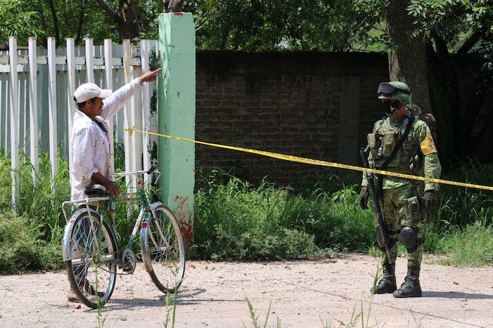 Cinco cuerpos sin vida fueron abandonados en varios puntos de Celaya, Guanajuato.