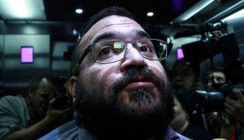 Javier Duarte y los Centroamericanos