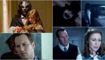 películas aterradores
